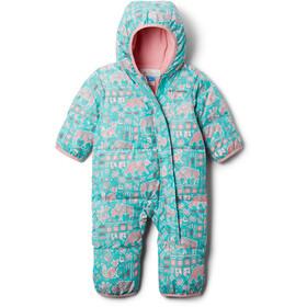 Columbia Snuggly Bunny Bunting samlet set Spædbørn, turkis